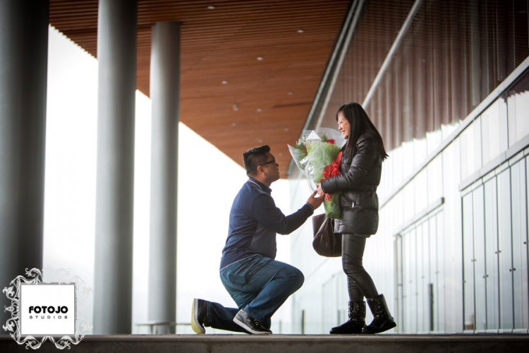 Kevin & Stephanie's Proposal