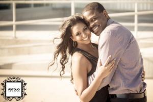 Rhea & Antoine's Engagement