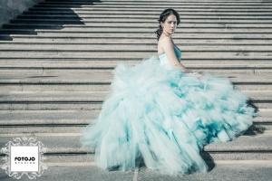 Famous Blue Dress