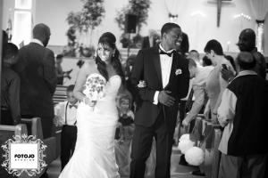 Rhea & Antoine's Wedding
