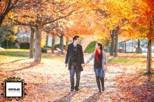 Mark & Jacinda's Engagement